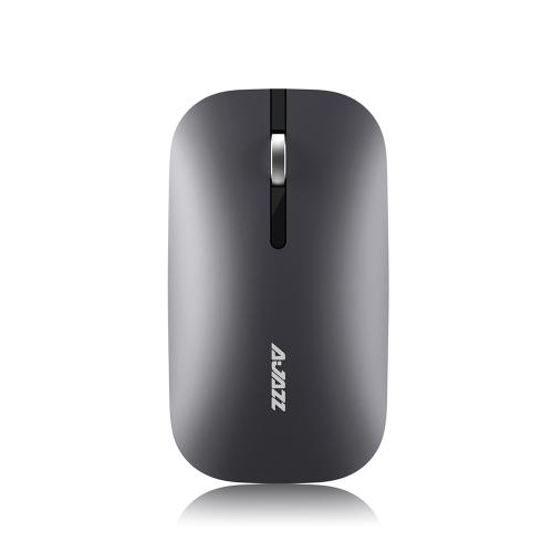 Rato sem fio do escritório dos modos duplos de Ajazz I25T BT / 2.4G