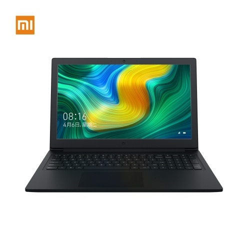 Xiaomi Mi Laptop Air Notebook 15.6 Inch Intel Core i3-8130U 4GB DDR4 RAM 128GB SSD ROM Intel UHD Graphics 620 Windows10(Grey)