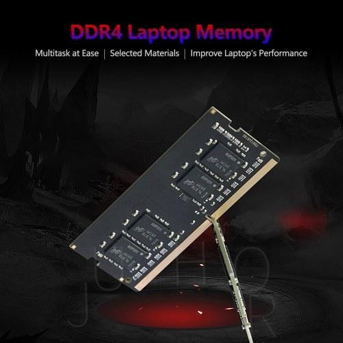 JUHOR 8GB 260Pin DDR4 2666Mhz Laptop Memory 1.2V CL19-19-19-43 Improve Laptop's Performance Plug N Play