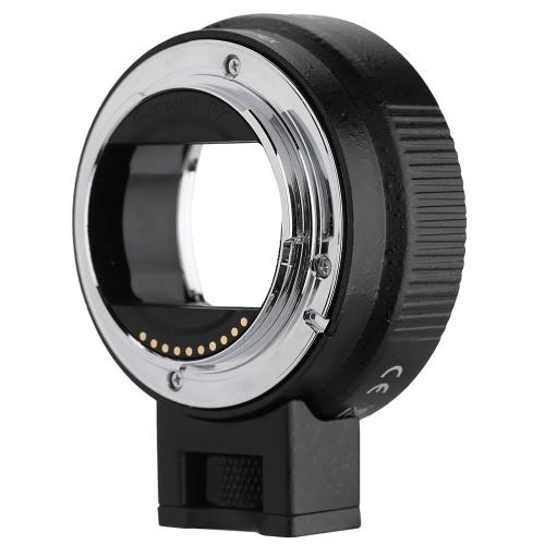 Andoer Mise au point automatique AF EF-NEXII Adapter Ring