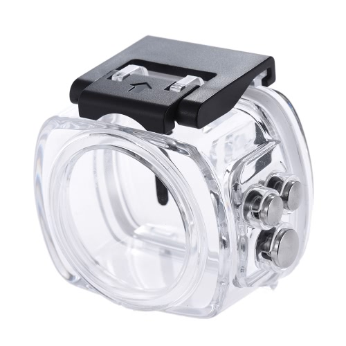 Underwater Diving Photography Waterproof 30M Case Protector for Andoer 360 Degree Full HD Panoramic Sports Action Camera