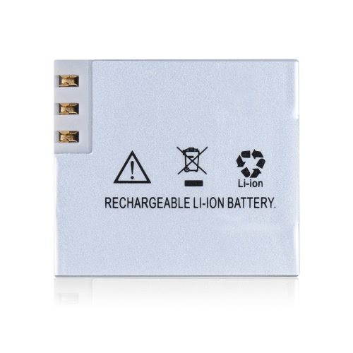 950mAh Rechagreable Battery Backup Power Pack Supply 3.8V 3.61Wh for Andoer C5 Action Camera