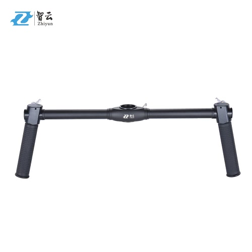 Zhiyun Dual-Handheld-Griff Halterung Kit Kran