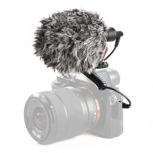 BOYA BY-MM1 Mini Nierenmikrofon Metall Electret Condensor Video Mic
