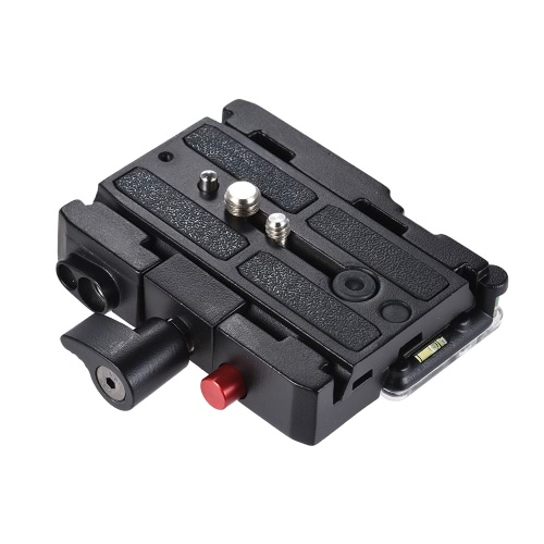 Kingjoy KH-6251 Camera Camcorder Quick Release Plate Tripod Monopod Adapter with 1/4