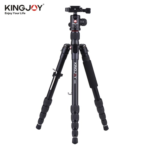 KINGJOY K009 135cm/4.4ft  Portable Camera Tripod