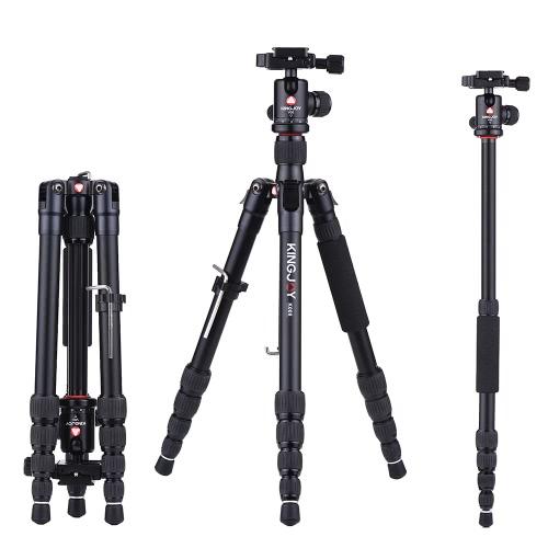 KINGJOY K009 135cm / 4.4ft Tragbares Kamerastativ