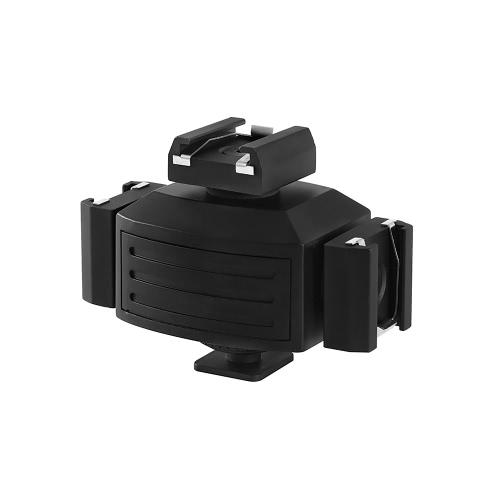 Micnova MQ-THA en alliage d'aluminium professionnelle trépied caméra caméra