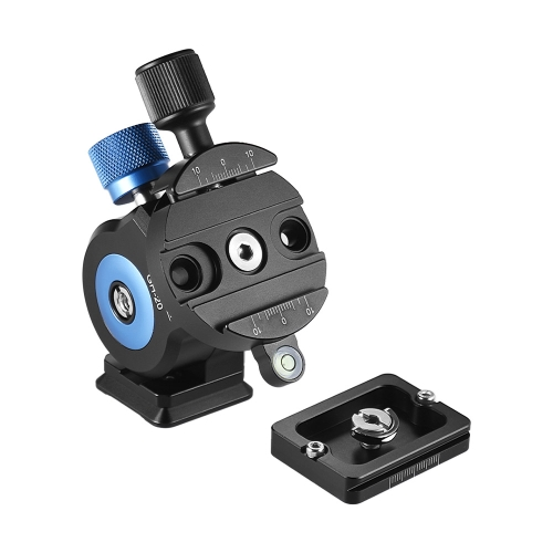 Andoer GH-20 Tilt Head CNC  Monopod Ball Head