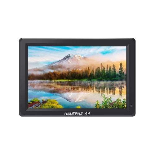 Feelworld T756 7 pouces IPS Full HD 4K sur l'appareil photo