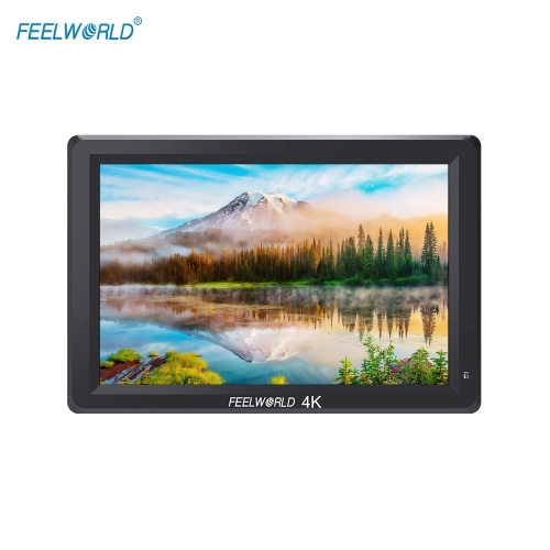 Feelworld T756 7 pulgadas IPS Full HD 4K en la cámara Monitor