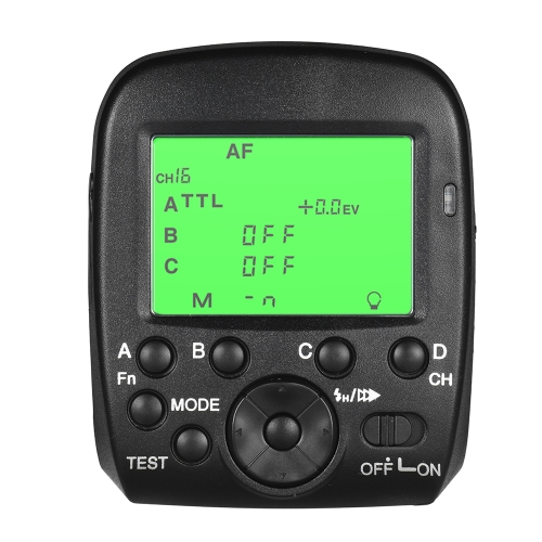 2.4GHz TTL Wireless Flash Trigger Transmitter