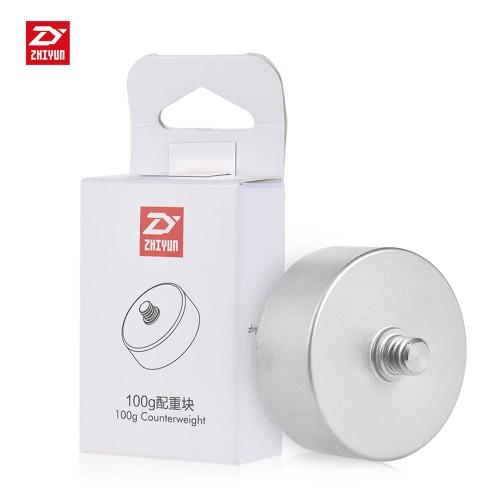 Zhiyun 100g Counterweight for Zhiyun Crane 2 V2 Crane-M 3 Axis Handheld Gimbal Stabilizer