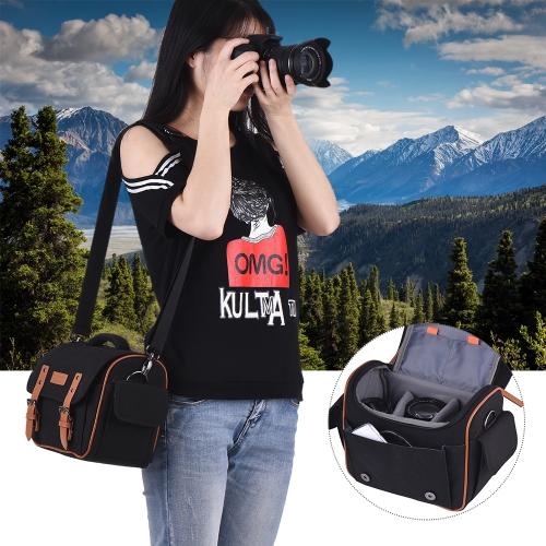 DSLR SLR Camera Shoulder Messenger Bag Case