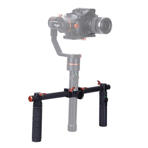 ViewFlex TARZAN M-DH Kit de support de poignée à double poignée