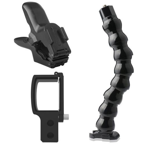 Крепление камеры + Гибкая подставка для кронштейна + Комплект держателя камеры
