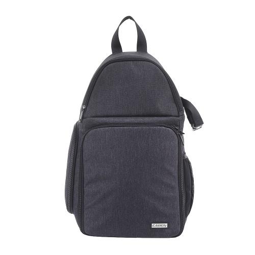 CADeN D15 Camera Sling Backpack Single-Shoulder Camera Bag Messenger Bag for Camera 3 Lenses for Pad Flash Tripod/Monopod