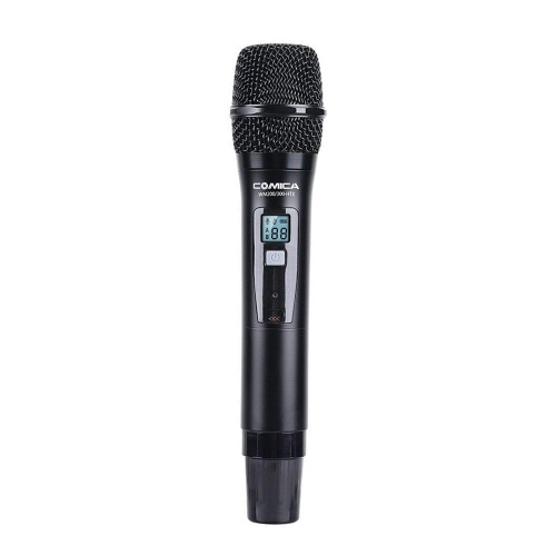 CoMica WM300HTX UHF 96-Channel Single Wireless Handheld Transmitter for WM300 Microphone System