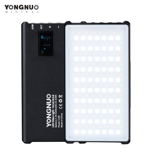 YONGNUO YN365RGB LED Video Pocket Light