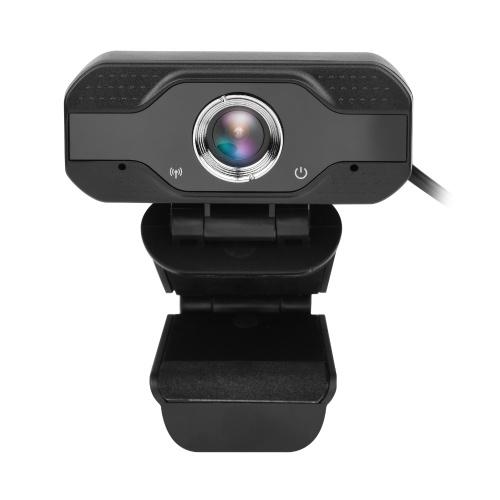 1080P High-Definition-Webcam-Plug-and-Play-PC-Kamera
