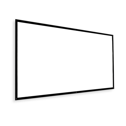 120 Inch Projector Screen 16:9 HD Foldable Portable Projection Screen, TOMTOP  - buy with discount