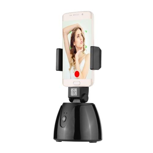 Smartphone 360 ° Smart Tracking Selfie Stickhalter