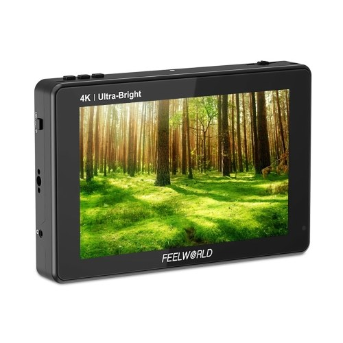 FEELWORLD LUT7S PRO 7 Inch DSLR Camera Field Monitor Video Monitor