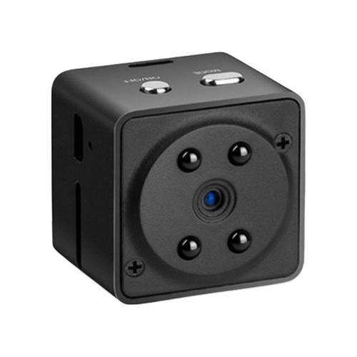 1080P30FPSミニカメラビデオカムカムコーダー120°広角IRナイトビジョンモーション検出WiFi機能ベビーペットホームセキュリティモニタリング用の32GB拡張メモリ