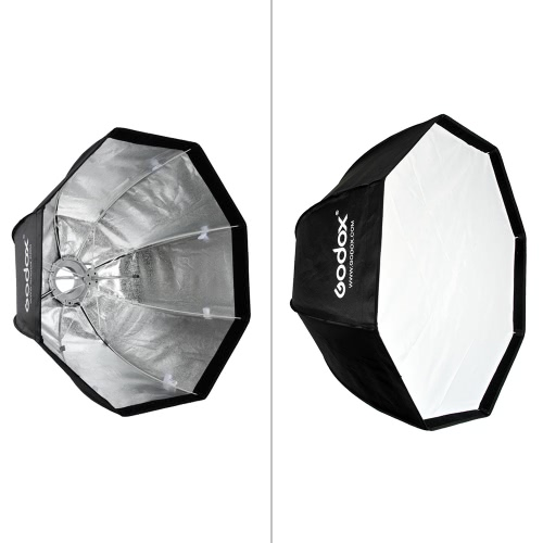 Godox SB-UE 80cm / 31.5in Portable Octagonal Umbrella Softbox with Bowens Mount for Speedlite
