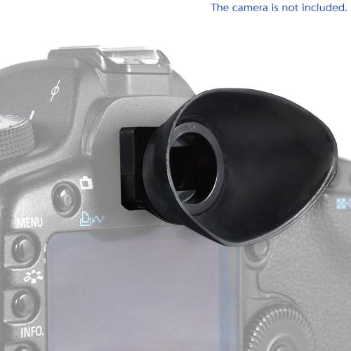 Guma 18mm DSLR Camera Photo Muszla oczna oczu Cup osłona okularu EOS 1100D 700D Canon 650D 600D 550D 500D 450D 400D 300D dla Rebel T5i T4i T3i T3 T2i T1i XTI XSi XS