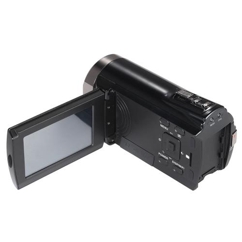 デジタルカメラ Andoer® 3.0インチ TFT LCD スクリーン 1080P Full HD 20MP 16X ズーム ビデオカメラ レコーダー DVR Support for HDMI出力 Wifi IR Night-Shot1/4