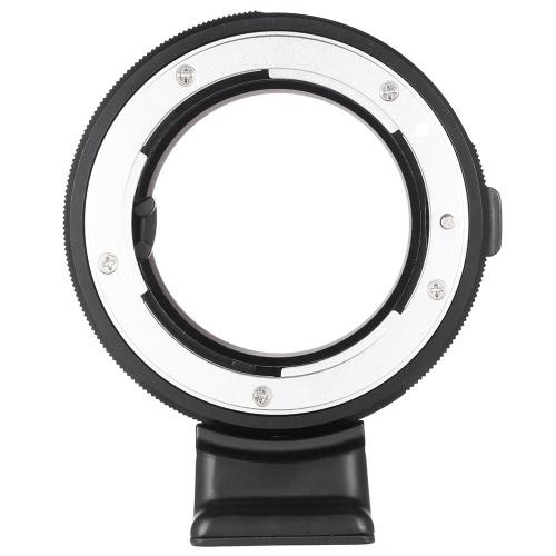 VILTROX NF-NEX Mount Adapter Ring for Nikon G/F/AI/S/D Lens to Sony E Mount Camera A7/A7R/NEX-5/NEX-3/NEX-5N/NEX-C3/NEX-5R/NEX-F3/NEX-6/NEX-7/NEX-VG10/VG20/VG30