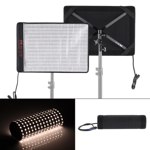 FalconEyes RX-12TD 50W Dimmable Bi-color 3000K - 5600K CRI95 280pcs LED Light