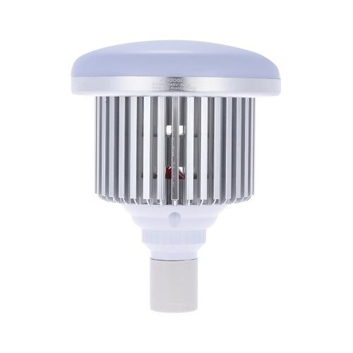 Andoer 50W 5500K 72 Perlen E27 Sockel Foto Video Studio Continuous Daylight Fill-in Softbox Fotografie LED-Lampen-Glühlampe für DSLR-Kamera & Smartphone Schießen
