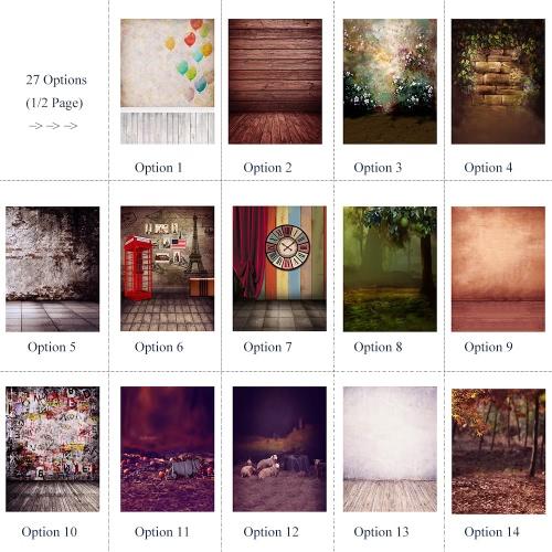Image of 1.5 * 2m / 4,9 * 6.5FT Fotografie Hintergrund Computer ausgedruckt Apple-gefallene Blätter-Muster für Kinder Jugendliche Baby Neugeborenes Haustier-Foto-Studio-Portrait Shooting