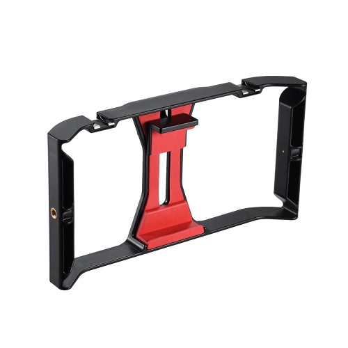 Ulanzi Handheld Smartphone Filmherstellung Rig Griff Stabilisator Halterung Halter