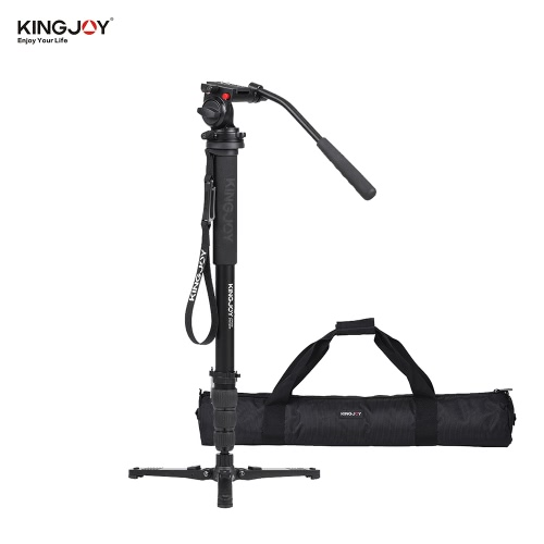 "Kingjoy MP3008 170cm / 66.9 ""Monopod multifonctionnel"