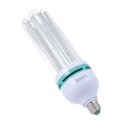 75W 5800LM 5500K Biały Energooszczędny E27 LED Żarówka Kukurydzy światła 200 sztuk 2835 Koraliki do Video Studio Fotografia Home Street Lamp