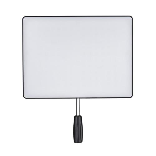 YONGNUO YN600空気3200K  -  5500K二色温度LEDビデオライト写真ライトスリム&ライトデザイン調整可能な明るさCRI≧95スタジオ照明