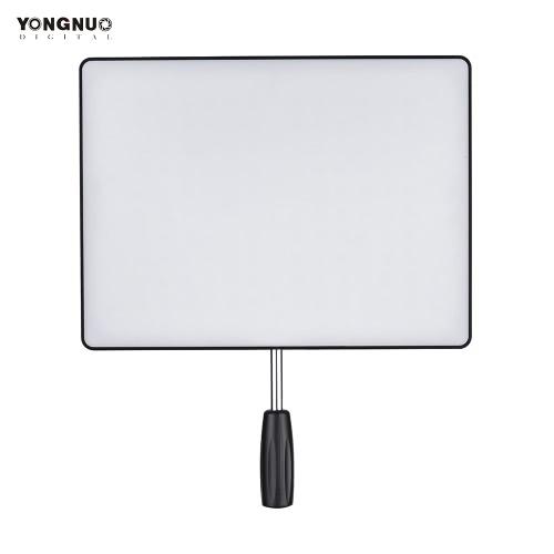 YONGNUO YN600 Luft 3200K-5500K Bi-Color Temperatur LED Video Licht Fotografie Licht Slim & Light Design Einstellbare Helligkeit CRI≥95 Studio Lighting