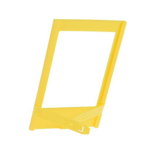 "Andoer 3"" Mini Plastic Table Photo Frame for Fujifilm Instax mini 8 7s 90 25 50s  9 SP-1 SP-2 Film, 10 Pack, 5 Colors D4720-1"