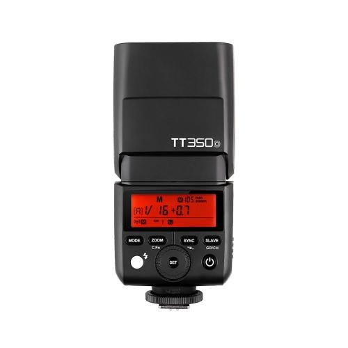 Godox Thinklite TT350Oカメラフラッシュマスター&スレーブスピードライト