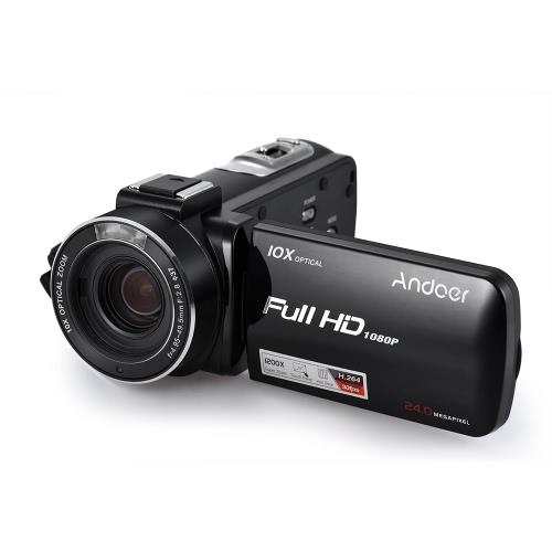 Cámara de vídeo digital Andoer HDV-Z82