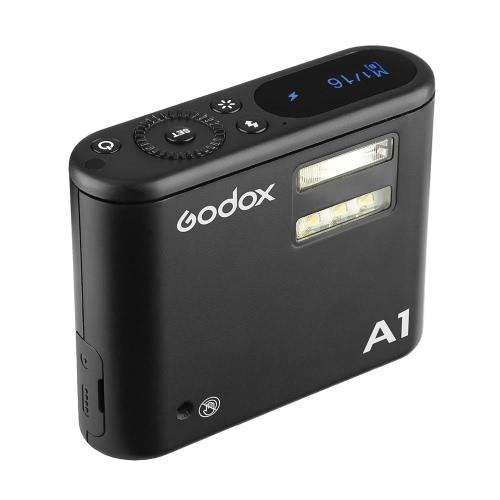 Godox A1 Telefon Flash 6000K Flash Speedlite