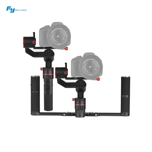 FeiyuTech a1000 Dual Handheld 3-Axis Gimbal Stabilizer Kit