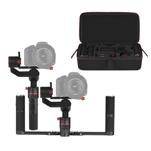 Trousse de stabilisation à cardan à trois axes FeiyuTech a1000 Dual Handheld