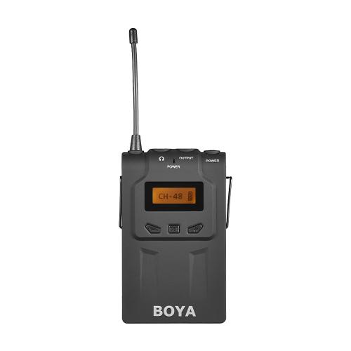 BOYA BY-WM6R Récepteur de système de microphone sans fil UHF