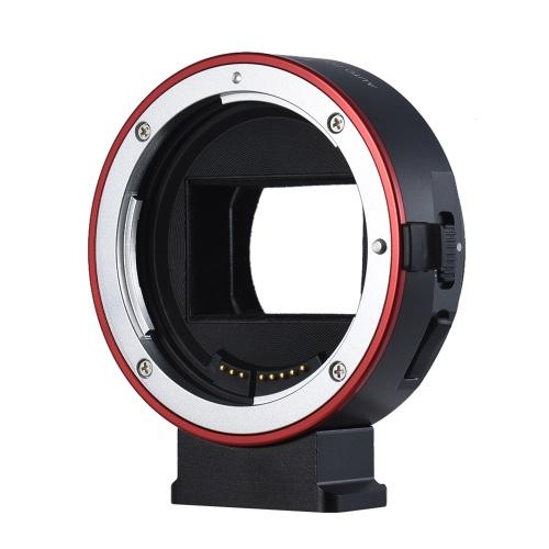 Tuamiga EF-NEX7 - Adaptador de Montagem de Lente Automática de Alta Velocidade