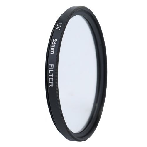 Professional Camera UV CPL FLD Lens Filters Kit and Close-Up Macro Accessory Set Photography Accessories 58mm