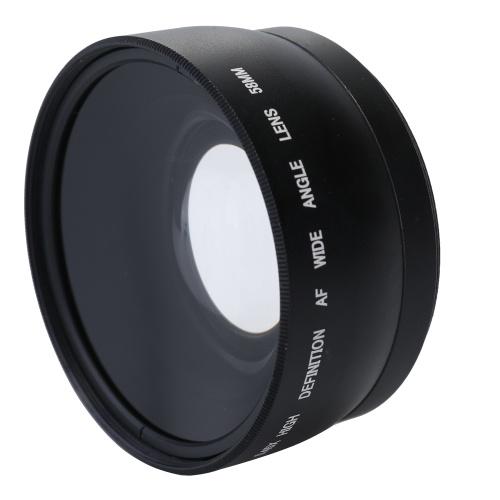 Professionelle Objektiv und Filter-Bundle Komplette DSLR / SLR Kompaktkamera Zubehör Kit Fotografie Zubehör 58mm